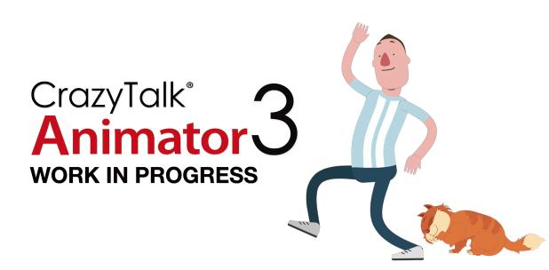 CrazyTalk Animator 3 (wip)