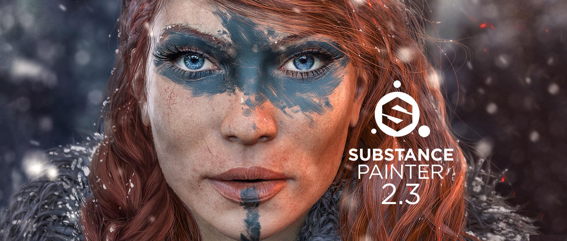 Substance Painter 2.3 adds Photoshop Export