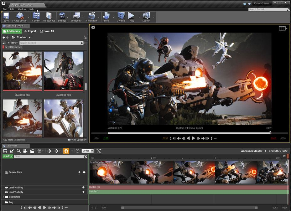 Unreal 4.13 released