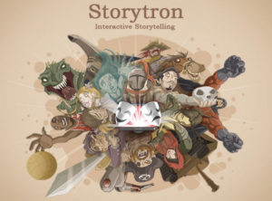 Storytron – Interactive Storytelling