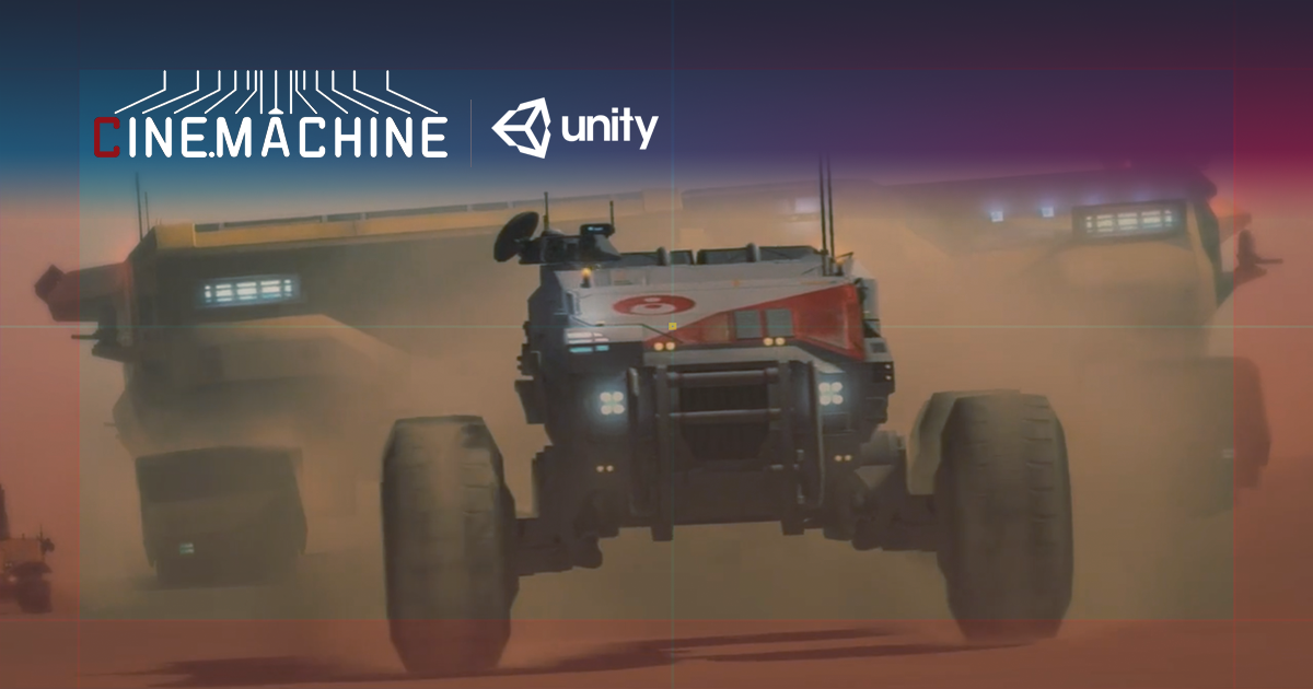 Cinemachine, procedural camera rig for Unity is now free!