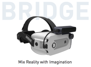 Bridge, Occipital's Mixed-Reality Headset for iPhone