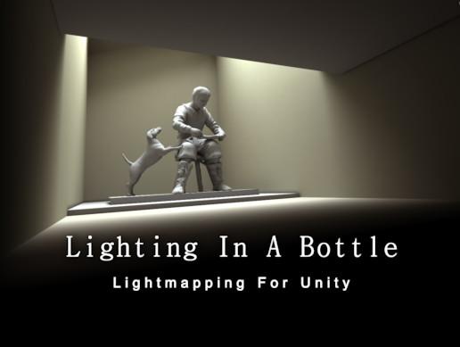 Lighting In A Bottle – Raytrace Lightmaps