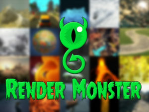 Render Monster